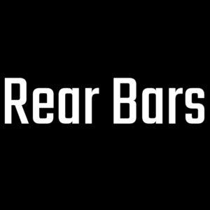 Rear Sway Bars