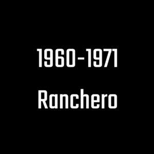 60-70 Ranchero