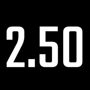 2.50 Offset