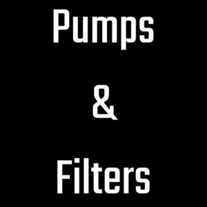 -Pumps & Filters